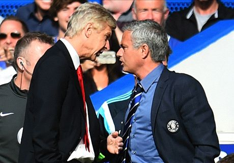 Les plus grands accrochages de Wenger en Premier League