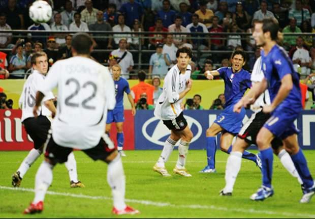 SPESIAL Euro 2012: Mengenang Duel Penuh Histori Jerman-Italia