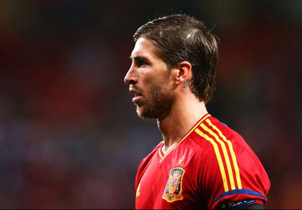 Sergio Ramos blames defensive tactics and a bad pitch for Spain's narrow win over Georgia