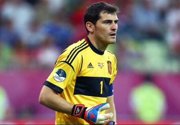 Casillas: I always wanted to be like Buffon