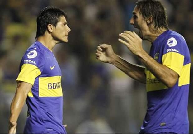 Boca prorroga contratos e deve ter todo o elenco à disposição em São Paulo