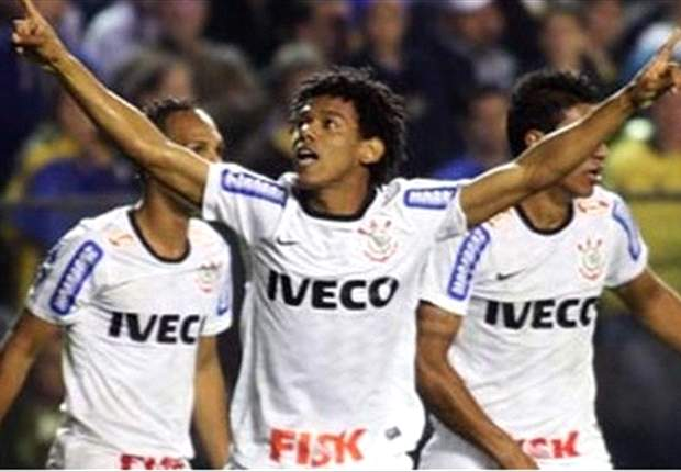 Boca Juniors 1-1 Corinthians: Romarinho grabs late equaliser to level the tie