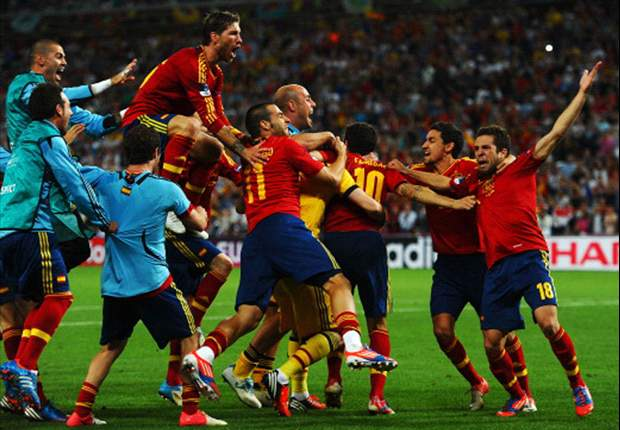 Five reasons why Spain have reached yet another final