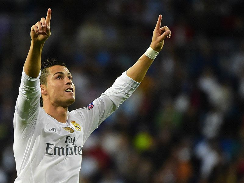 Ronaldo breaks Raul's all-time scoring record for Real Madrid