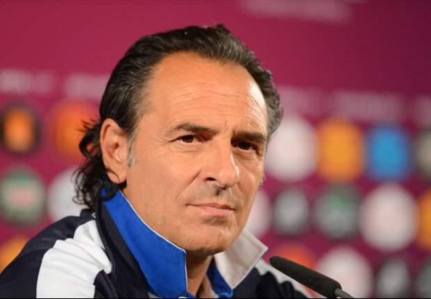 """Prandelli presenta la 'Giovane Italia': """"Ho bisogno di capire chi potrà essere pronto per i Mondiali"""""""