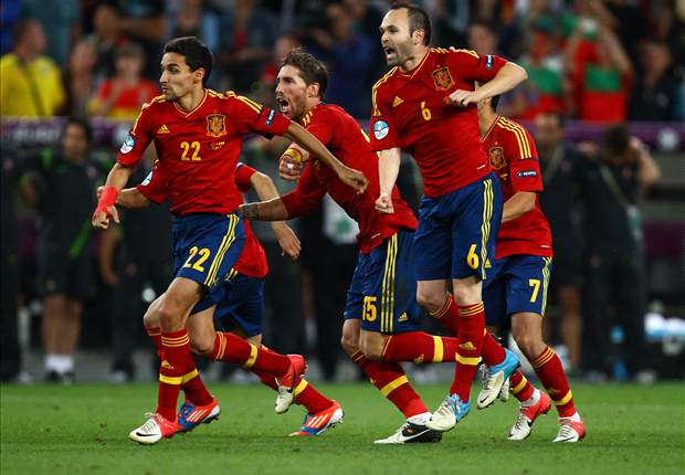 Spain - Italy Preview: La Roja looking to make history in Euro 2012 finale