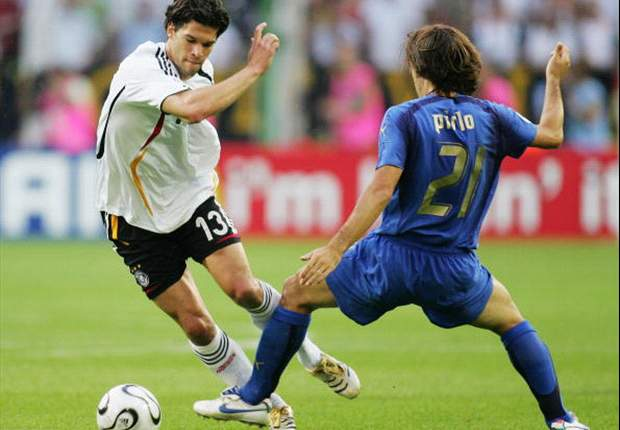 Image result for Michael Ballack vs Italy