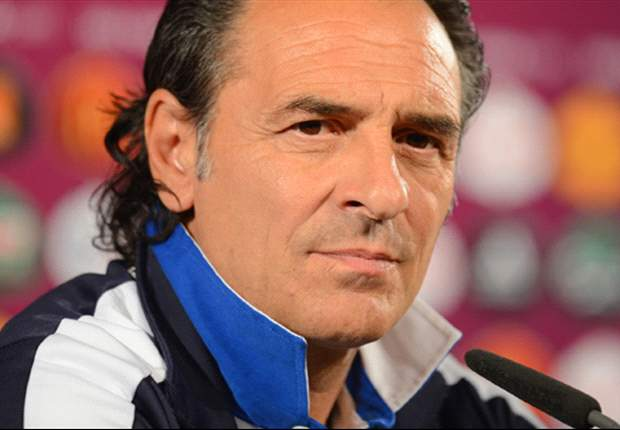 Prandelli: Italy must not make 'one step forward and two steps back'