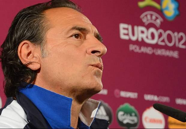 Euro 2012 - Prandelli n'a pas peur de l'Espagne