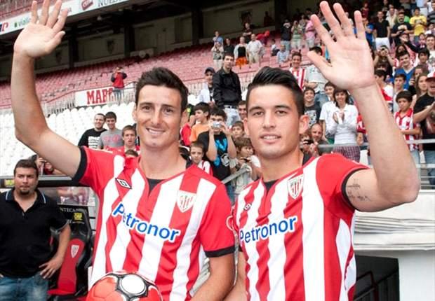 Aritz Aduriz justifica en 30 minutos su fichaje por el Athletic de Bilbao