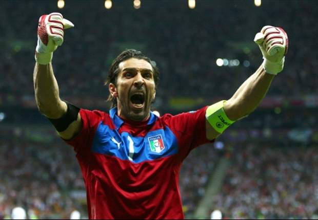 Buffon: Italy v France is like a derby match