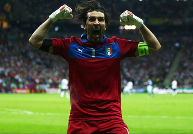 Gianluigi Buffon Puji Mentalitas Spesial Italia
