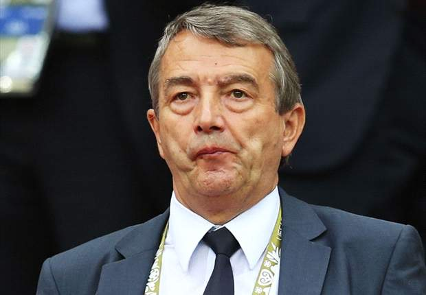 Niersbach: Playing Italy is enough to drive you to despair