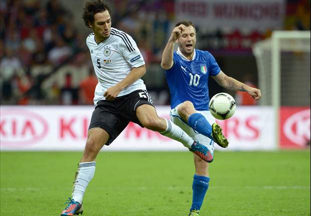 We do not have a realistic chance of beating the top nations - Hummels says Germany must improve ahead of 2014 World Cup