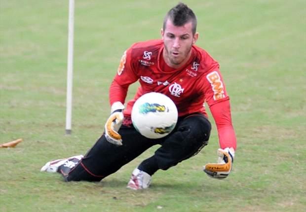 Para Paulo Victor, rebaixamento não é preocupação do Flamengo