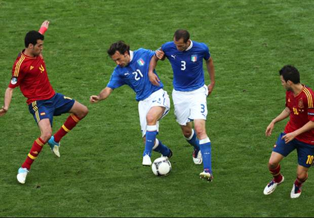 Xavi and Pirlo by numbers: Where the value lies in backing Spain and Italy's midfield maestros