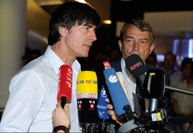 Joachim Low desperate for public to connect with his Germany side