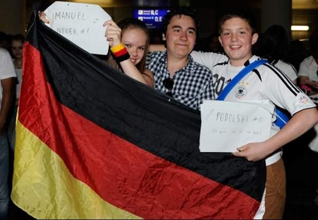 Fans fordern: Alle Spieler sollen deutsche Hymne singen