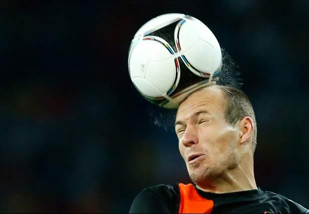 Robben: 'Jogo até na lateral esquerda se for preciso'