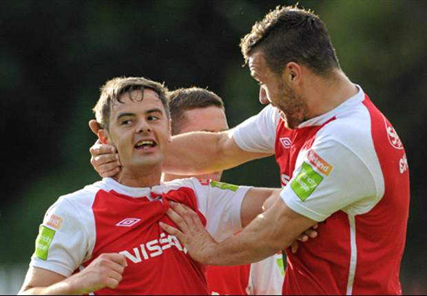 'There's been a great buzz around this week' - St Patrick's Athletic midfielder James Chambers