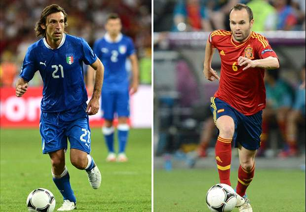 Analysis: Red reign or Blue heaven? Goal.com's experts compare the combatants in the final of Euro 2012