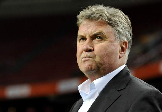 Hiddink turns down chance to succeed Van Marwijk as Netherlands coach