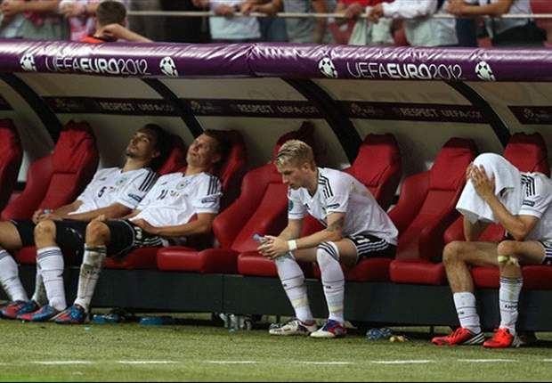Euro 2012 Report Card: Germany balance between wildly fluctuating expectations but still will be disappointed