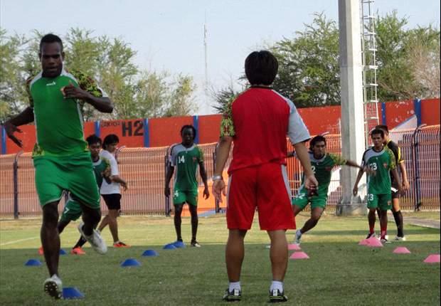Dijamu Persebaya, Bontang FC Tanpa Beban