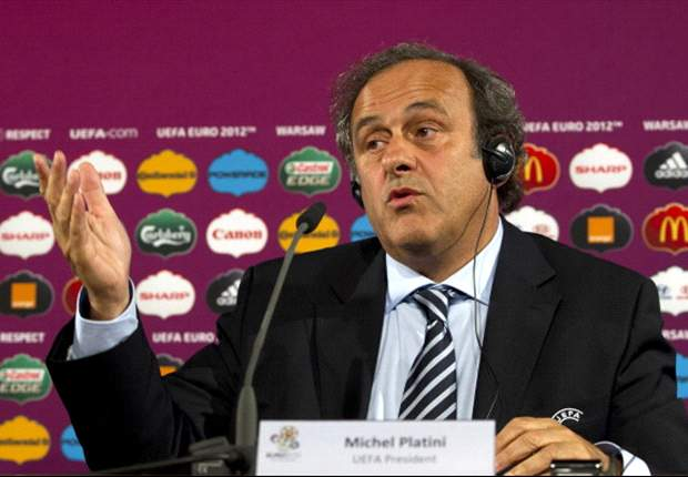 Platini: Juventus can spring surprise in Champions League