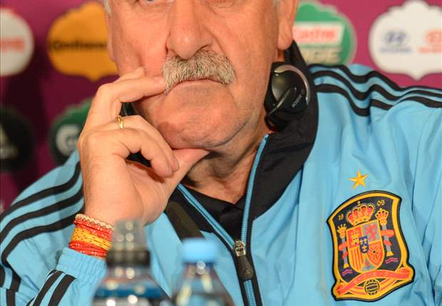Del Bosque: Atletico have a real chance of beating Real Madrid