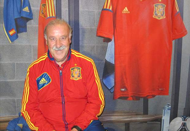 Del Bosque: France & Finland will decide Spain's fate in qualifying