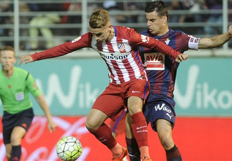 PREVIEW: Atletico Madrid - Eibar