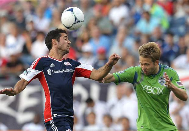 "Revs tell Seattle, ""Nuh uh, not today"" with late equalizer"