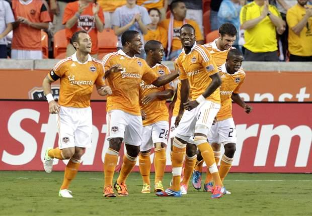 Houston Dynamo 2-1 Philadelphia Union: Contentious penalty gives Dynamo late win