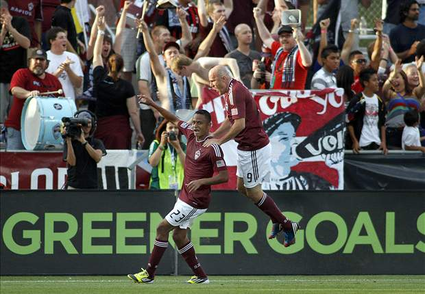 Colorado Rapids back to their dangerous ways after Portland victory