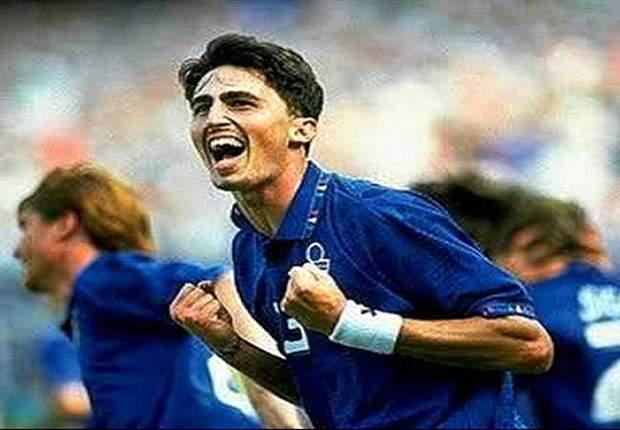 """Dino Baggio e quel gesto dei soldi a Farina nel 2000... """"Visto, sono stato un precursore di Calciopoli"""""""