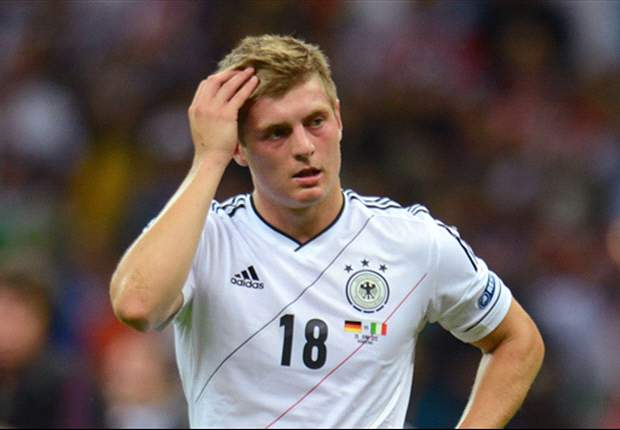 TEAM NEWS: Kroos starts for Germany against Austria