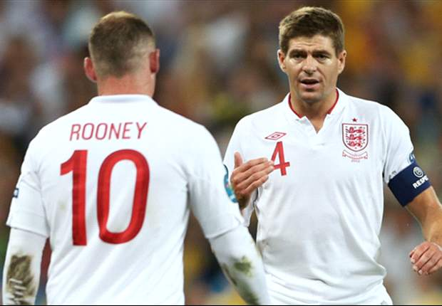 Hodgson: Rooney and Gerrard have unfinished England business