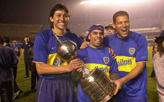 Las mejores visitas de Boca a Brasil por Libertadores