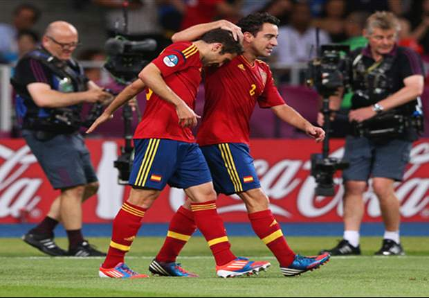 Hierro: Spain privileged to have Xavi