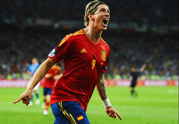 Fernando Torres proves he is the best striker in Europe