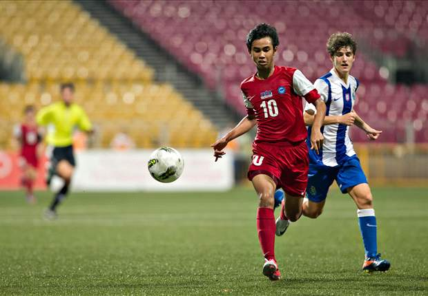 'It all depends on the FA in Singapore' - Adam Swandi on possibilities of playing in Europe