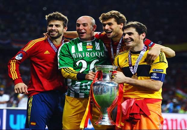"""Euro 2012, Esp - Casillas : """"Nous avons le talent"""""""