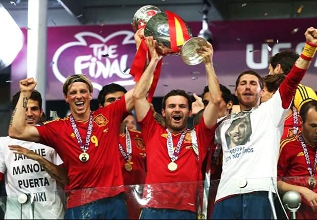 Fernando Torres Membanggakan Rekor Spanyol