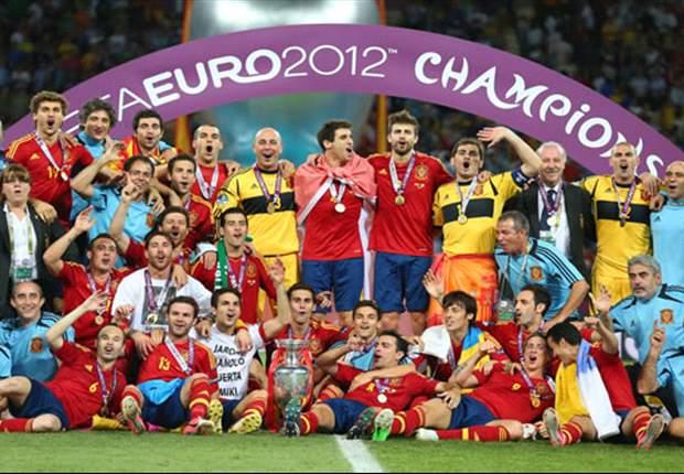 Messi y una España que hace historia, momentos de oro para la FIFA