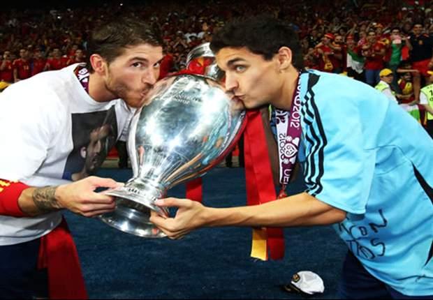 Jesús Navas: A Ramos y a mí nos encantaría volver a jugar juntos