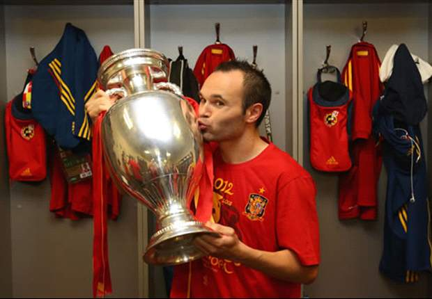 Iniesta: This is something unique and magical