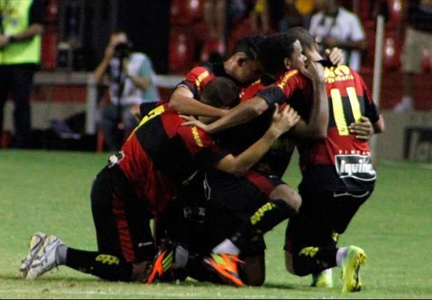 Atlético Goianiense 0 x 1 Sport: Em clima de fim de festa, Sport vence sem muito esforço
