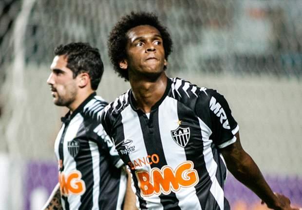 Atacante Jô é dúvida para o Galo diante do Bahia