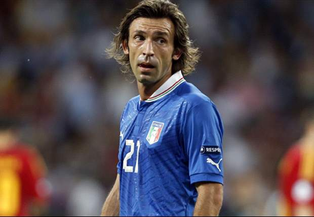 Pirlo will be a Champions League star again after carrying the Serie A torch in Goal.com 50